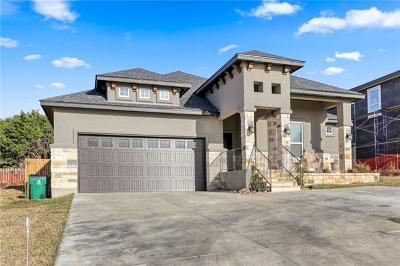 Single Family Home For Sale: 308 Buckhorn Dr