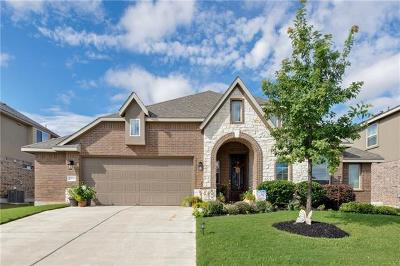 Leander Single Family Home For Sale: 2105 Maplewood Dr
