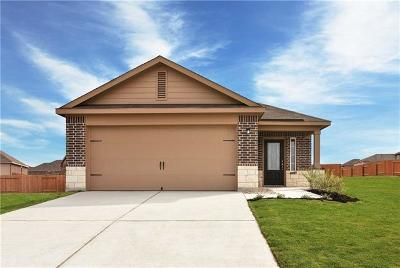 Manor Single Family Home For Sale: 13225 William McKinley Way