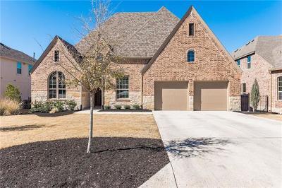 Travis County Single Family Home Pending - Taking Backups: 16209 Golden Top Dr