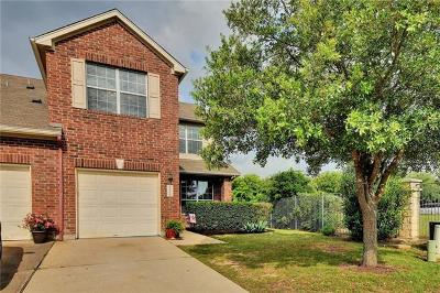 Leander Condo/Townhouse Pending - Taking Backups: 111 Verde Ranch Loop