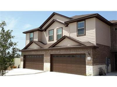 New Braunfels Multi Family Home Pending - Over 4 Months: 414 & 418 Creekside Curv