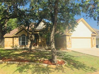 Wimberley TX Single Family Home For Sale: $269,000