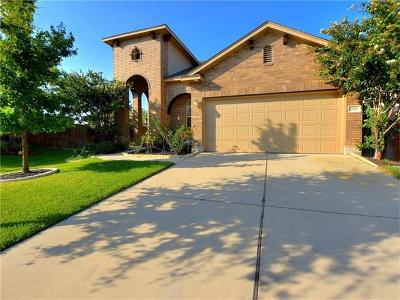 Georgetown Single Family Home For Sale: 1301 Sunny Meadows Loop
