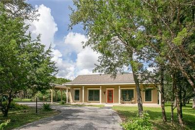 Wimberley Single Family Home Pending - Taking Backups: 100 Liberty Ln