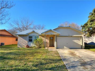 Austin Single Family Home For Sale: 6702 Meadow Lake Blvd