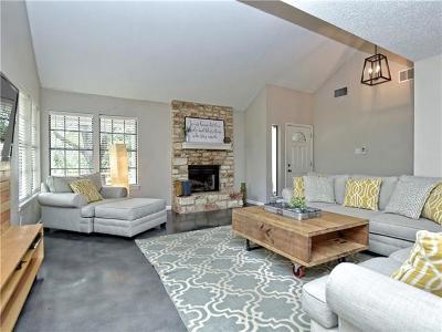 Austin Single Family Home For Sale: 1929 Klattenhoff Dr