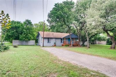 Cedar Park Single Family Home Pending - Taking Backups: 308 N Mustang Ave