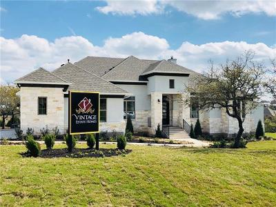 Austin Single Family Home For Sale: 566 Big Brown Dr