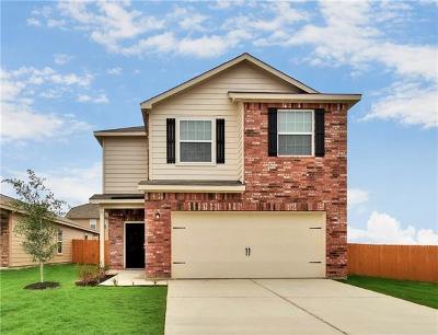 Kyle Single Family Home For Sale: 1295 Breanna Ln