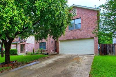Cedar Park Single Family Home For Sale: 1813 Marysol Trl