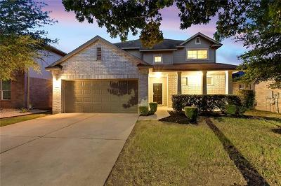 Austin Single Family Home For Sale: 1729 Ocallahan Dr