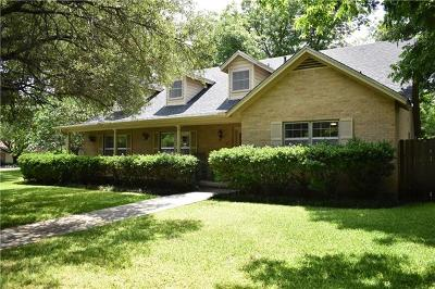 Lampasas Single Family Home For Sale: 8 Park Pl