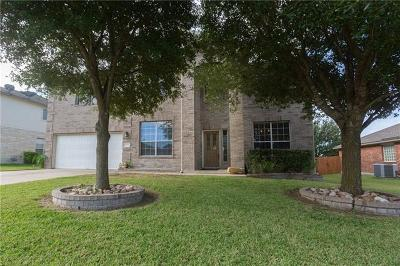 Pflugerville Single Family Home For Sale: 1021 Pendragon Castle Dr