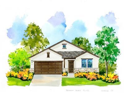 Leander Single Family Home Pending: 708 Appalachian Trl