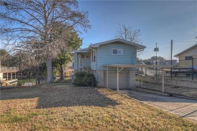 Burnet County Single Family Home For Sale: 501 Contour Dr