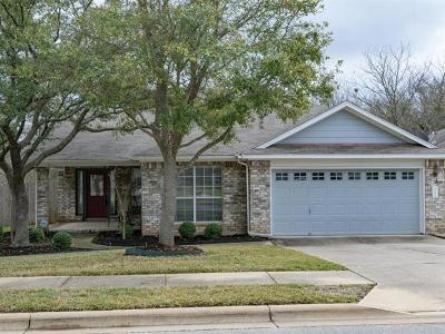 Cedar Park Single Family Home Pending - Taking Backups: 2216 Zoa Dr