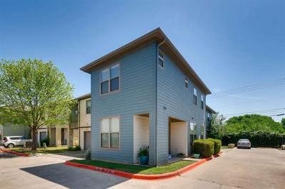 Austin Condo/Townhouse Coming Soon: 1201 Grove Blvd #1103