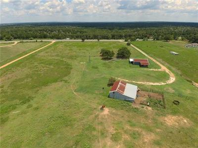 Paige Single Family Home For Sale: 2200 Highway 21