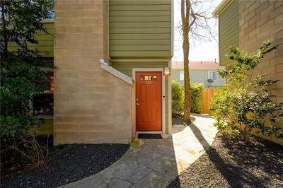 Austin TX Condo/Townhouse Pending - Taking Backups: $275,000