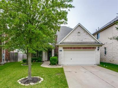 Hutto Single Family Home Pending - Taking Backups: 1108 Augusta Bend Dr
