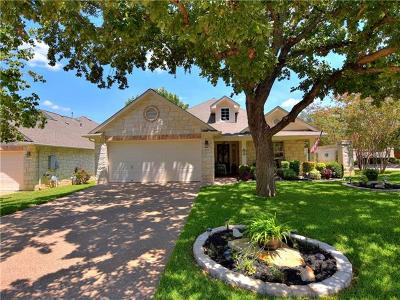 Round Rock TX Single Family Home For Sale: $290,000
