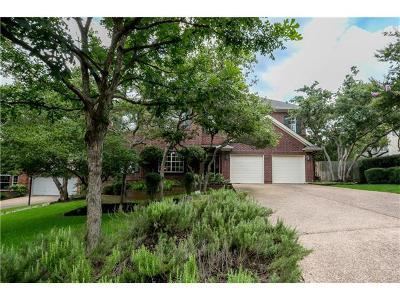 Austin Single Family Home Pending - Taking Backups: 7607 Bellflower Cv