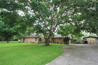 Lockhart Single Family Home For Sale: 432 Connolly Cir