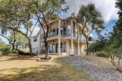 Lago Vista Single Family Home For Sale: 3811 Capitol Ave