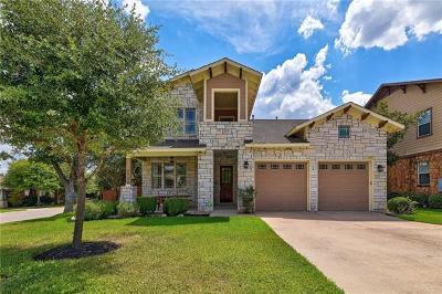 Cedar Park Single Family Home For Sale: 2730 Grand Oaks Loop