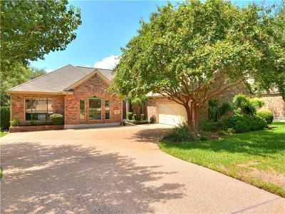 Austin TX Single Family Home Pending - Taking Backups: $600,000