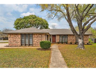 Single Family Home For Sale: 3313 Broken Spoke Trl
