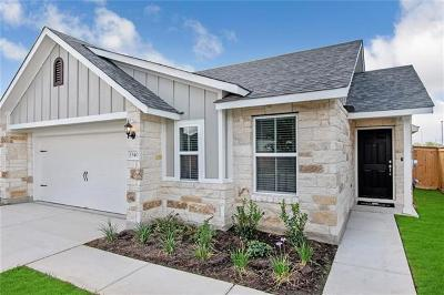 Leander Single Family Home For Sale: 1340 Low Branch Ln