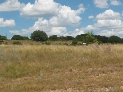Lampasas Residential Lots & Land For Sale: TBD N Us Highway 281