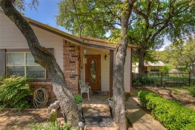 Burnet Single Family Home For Sale: 104 County Road 138b