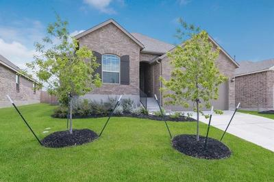 Round Rock TX Single Family Home For Sale: $249,990