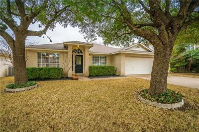Travis County Single Family Home Pending - Taking Backups: 3905 Licorice Ln