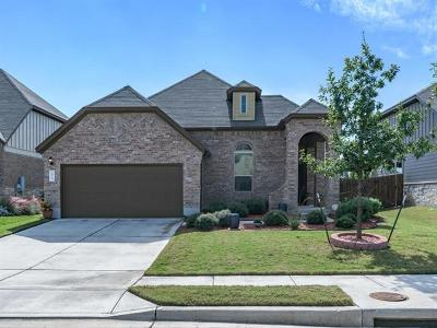 Hays County, Travis County, Williamson County Single Family Home For Sale: 1913 Alyssas Dr