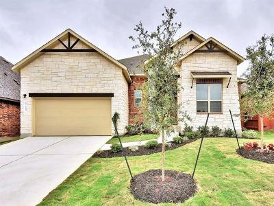 Oaks At San Gabriel, Oaks At San Gabriel 70s Single Family Home For Sale: 109 Longfield Dr