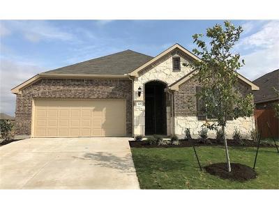 Buda Single Family Home For Sale: 245 Everglade Dr