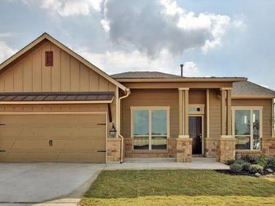 Kyle Single Family Home For Sale: 1391 Harwell Loop
