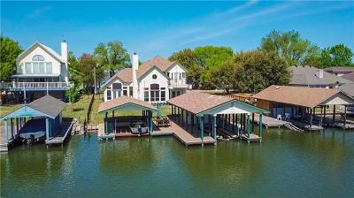 Burnet County Single Family Home For Sale: 133 Web Isle Dr