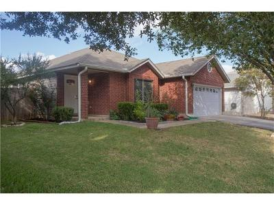 Austin Single Family Home For Sale: 1208 Dexford Dr