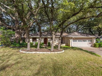Cedar Park Single Family Home For Sale: 1105 N Riviera Cir