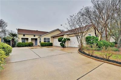 Round Rock Single Family Home For Sale: 2517 Tandi Trail Cv