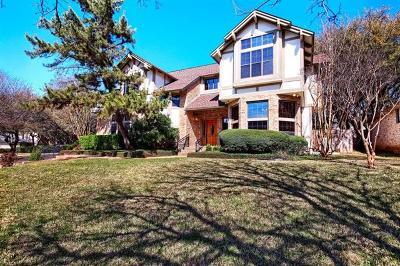 Georgetown Single Family Home Pending - Taking Backups: 112 Ridgewood Dr