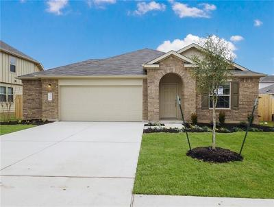 Hutto Single Family Home For Sale: 706 Carol Dr