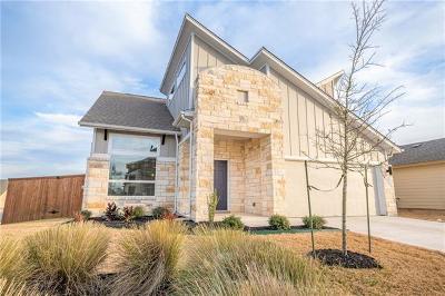Austin Single Family Home Pending - Taking Backups: 5501 Bonneville Bnd