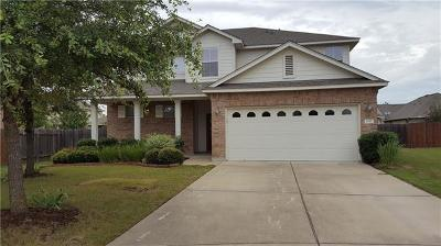 Cedar Park Single Family Home For Sale: 1917 Sand Creek Rd