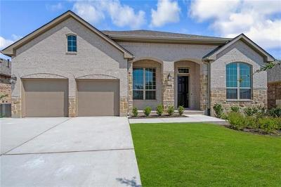 Lago Vista Single Family Home For Sale: 7812 Turnback Ledge Trl